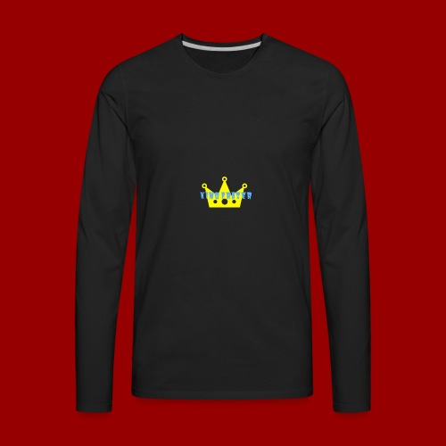 new king frazer - Men's Premium Long Sleeve T-Shirt