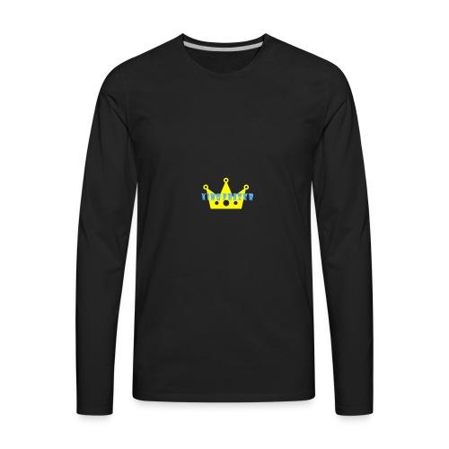 new king frazer - Men's Premium Long Sleeve T-Shirt