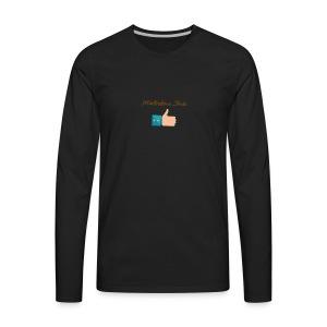Abd Al Rahman T-Shirt - Men's Premium Long Sleeve T-Shirt