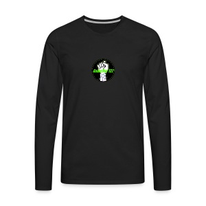 GamerBoy' s clothes - Men's Premium Long Sleeve T-Shirt