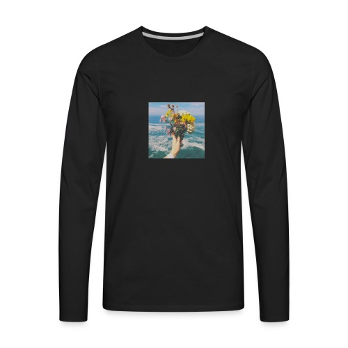 Bouquet - Men's Premium Long Sleeve T-Shirt