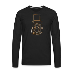 GAS - Rolleiflex - Men's Premium Long Sleeve T-Shirt