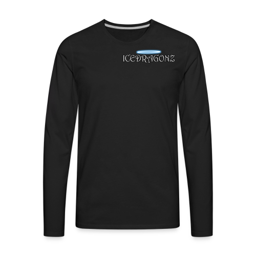 Icedragonz name shirt - Men's Premium Long Sleeve T-Shirt