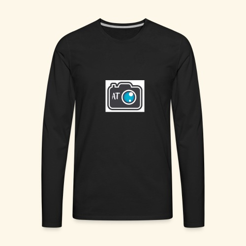 Aspiring Thoughts - Men's Premium Long Sleeve T-Shirt