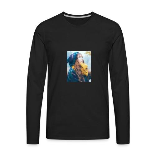 Iphone6S mobile phone shell custom - Men's Premium Long Sleeve T-Shirt