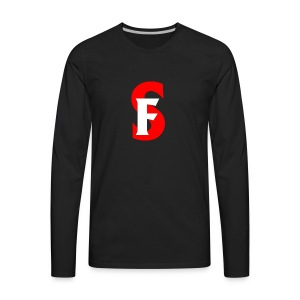 logo3 - Men's Premium Long Sleeve T-Shirt