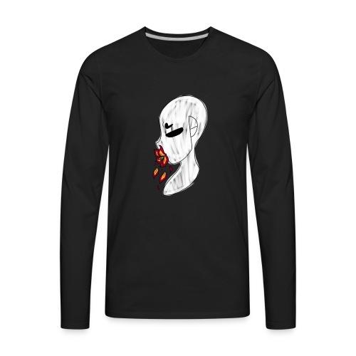 3 - Men's Premium Long Sleeve T-Shirt