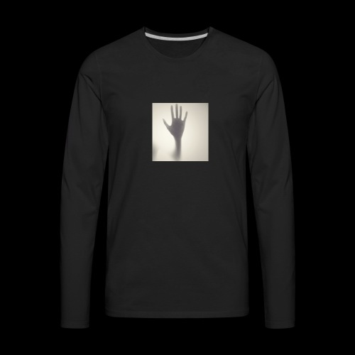 Ghost hand - Men's Premium Long Sleeve T-Shirt