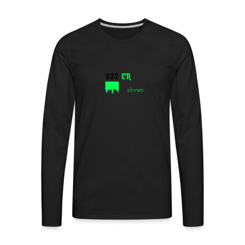 OOZER slimes - Men's Premium Long Sleeve T-Shirt