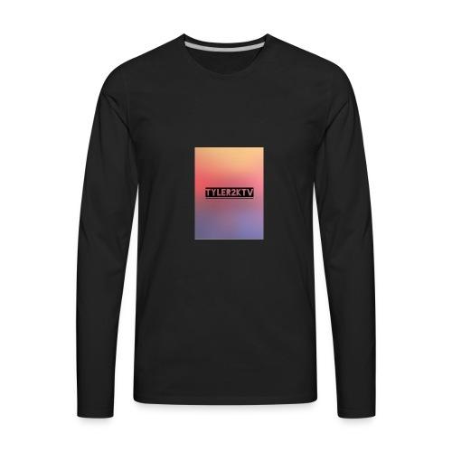 Sun burst - Men's Premium Long Sleeve T-Shirt