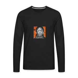 NEW DC4 - Men's Premium Long Sleeve T-Shirt