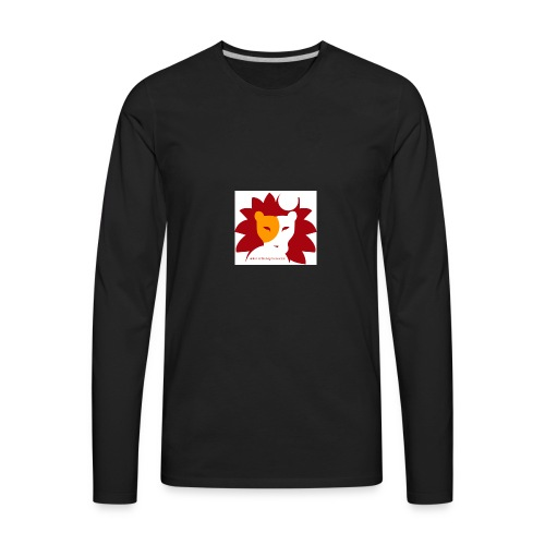 Vision - Men's Premium Long Sleeve T-Shirt