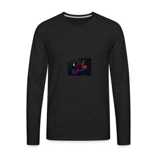 sneaker - Men's Premium Long Sleeve T-Shirt