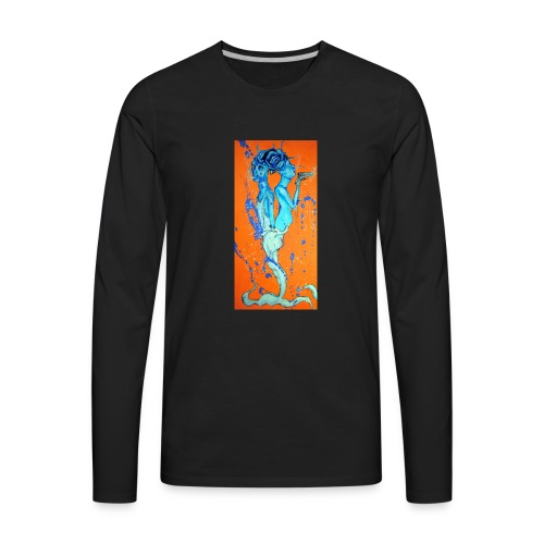 lust - Men's Premium Long Sleeve T-Shirt