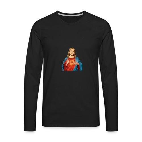 Jesus - Men's Premium Long Sleeve T-Shirt