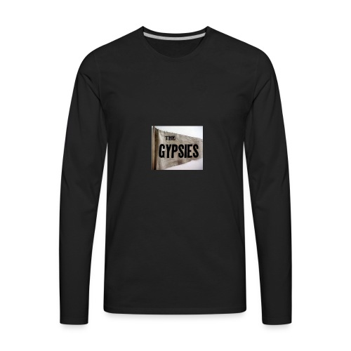 E67B5E28 6199 4B6B 814E B27AF89F1643 - Men's Premium Long Sleeve T-Shirt