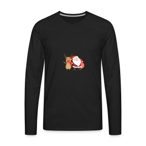 christmas - Men's Premium Long Sleeve T-Shirt