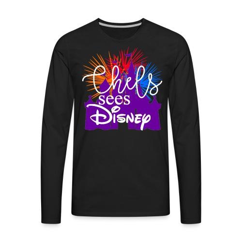 New logo with Fireworks - Men's Premium Long Sleeve T-Shirt
