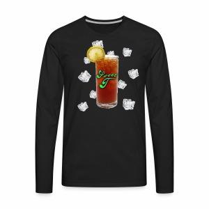 Sweet T Tea-Shirts - Men's Premium Long Sleeve T-Shirt