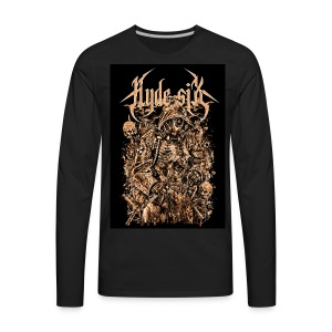 Hyde six - Men's Premium Long Sleeve T-Shirt