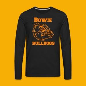 Bulldog Apparel - Men's Premium Long Sleeve T-Shirt