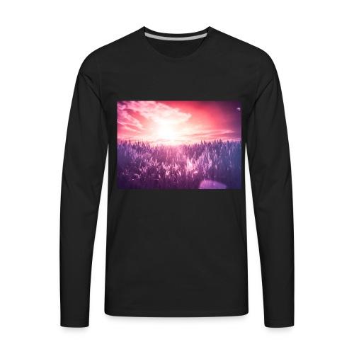 Beautiful Evening - Men's Premium Long Sleeve T-Shirt