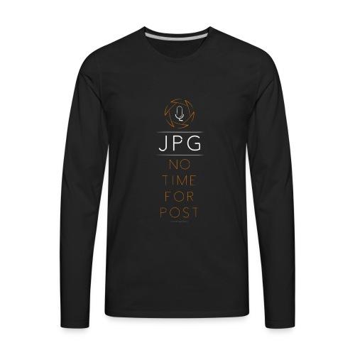 For the JPG Shooter - Men's Premium Long Sleeve T-Shirt