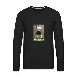 Kilted Realtor - Men's Premium Long Sleeve T-Shirt