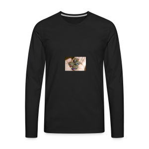 fly2rich - Men's Premium Long Sleeve T-Shirt