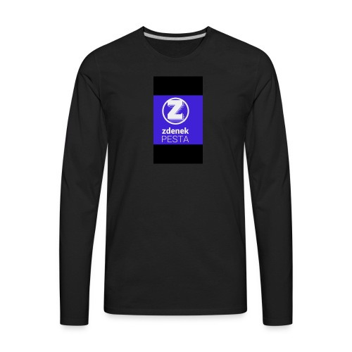 Zdenekpesta - Men's Premium Long Sleeve T-Shirt
