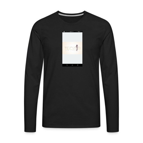 Teciab - Men's Premium Long Sleeve T-Shirt