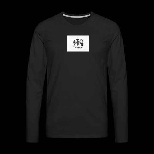 True faith - Men's Premium Long Sleeve T-Shirt