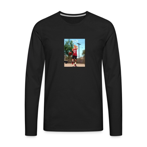 Master Race - Men's Premium Long Sleeve T-Shirt