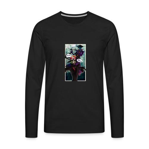 Persocet Molly Persocet - Men's Premium Long Sleeve T-Shirt