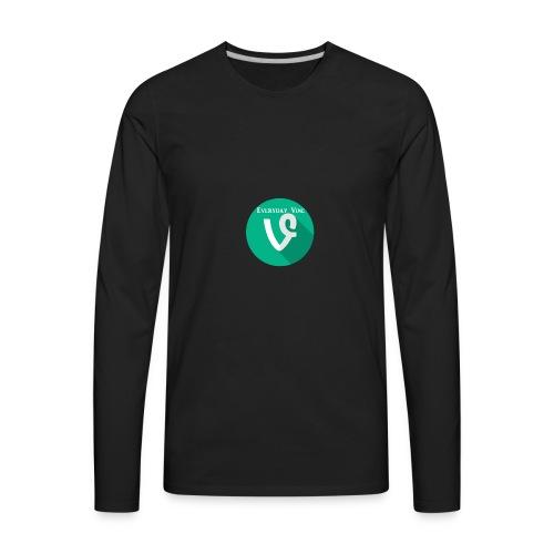 Everyday Vine - Men's Premium Long Sleeve T-Shirt