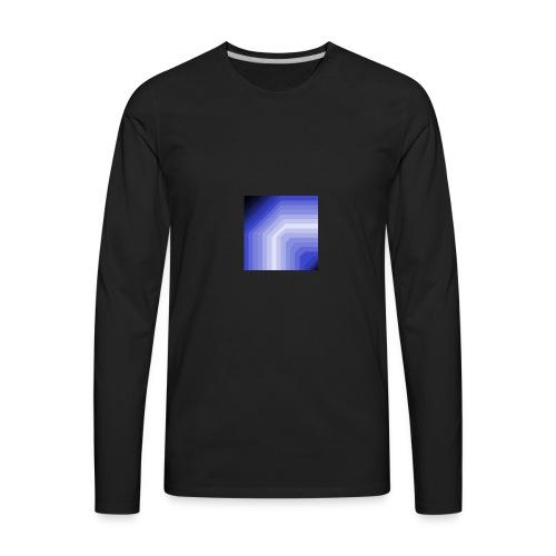 CredoCode Logo - Men's Premium Long Sleeve T-Shirt