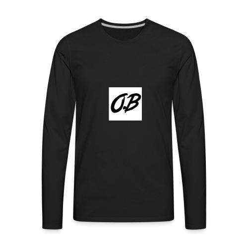 Fire - Men's Premium Long Sleeve T-Shirt