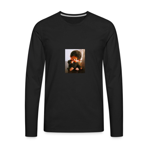 Monchichi - Men's Premium Long Sleeve T-Shirt