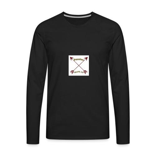 passion - Men's Premium Long Sleeve T-Shirt