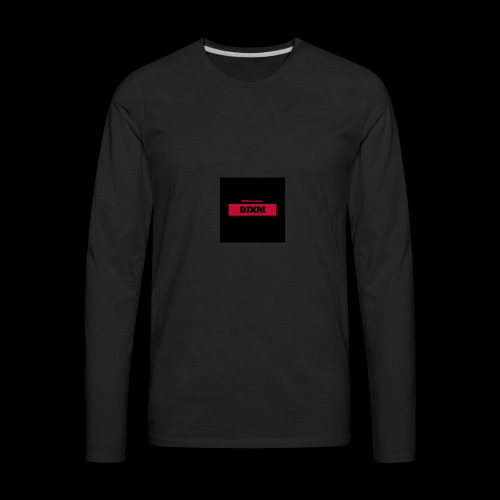 DJXM - Men's Premium Long Sleeve T-Shirt