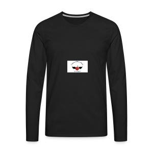 gloria - Men's Premium Long Sleeve T-Shirt