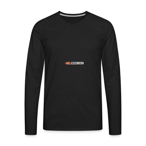 MEL-Wholesale-New-Years-Logo - Men's Premium Long Sleeve T-Shirt