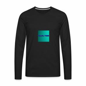 Charlie TUBE pp - Men's Premium Long Sleeve T-Shirt