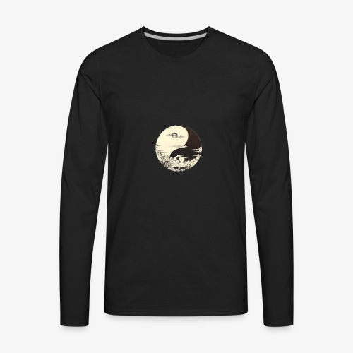 We are equal - Men's Premium Long Sleeve T-Shirt