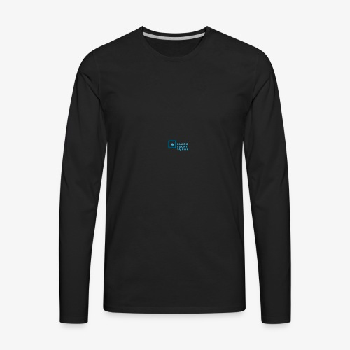 Black Luckycharms offical shop - Men's Premium Long Sleeve T-Shirt