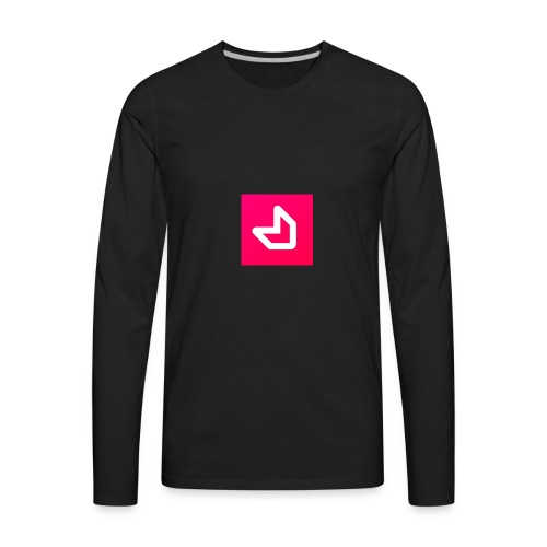 fiction 2 - Men's Premium Long Sleeve T-Shirt