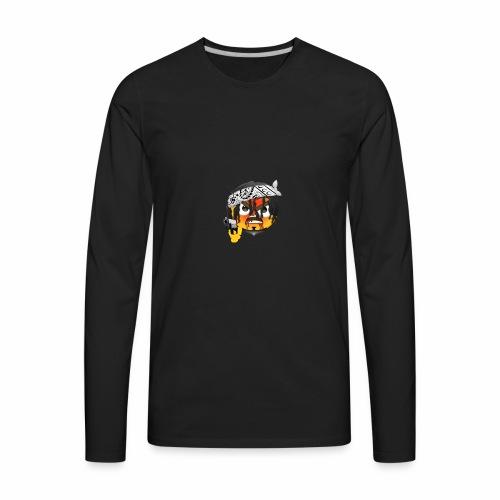 jj 004 - Men's Premium Long Sleeve T-Shirt