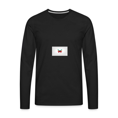 cf43af1c854b14199bad88ad8fb696ee - Men's Premium Long Sleeve T-Shirt