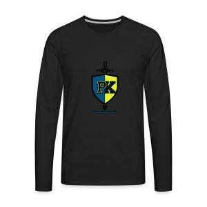 Sword N Sheild - Men's Premium Long Sleeve T-Shirt