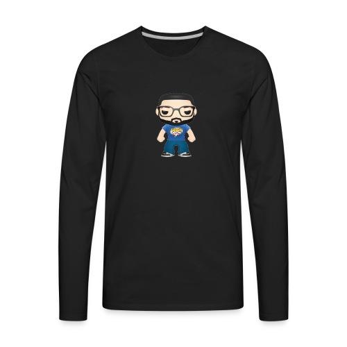 new pop icon - Men's Premium Long Sleeve T-Shirt